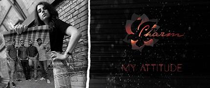 Гурт Charm з новим сингл My Attitude!