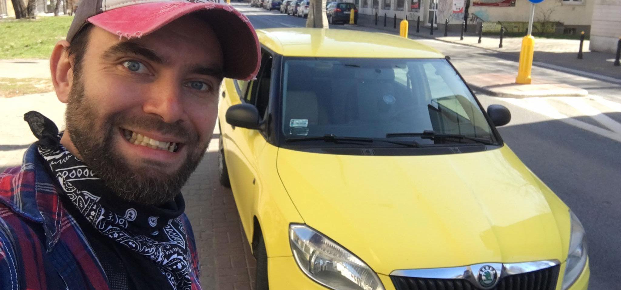 Водій таксі про Короновірус у Варшаві